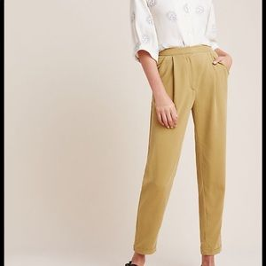 NWT Seen Worn Kept Pleated Soft Trousers